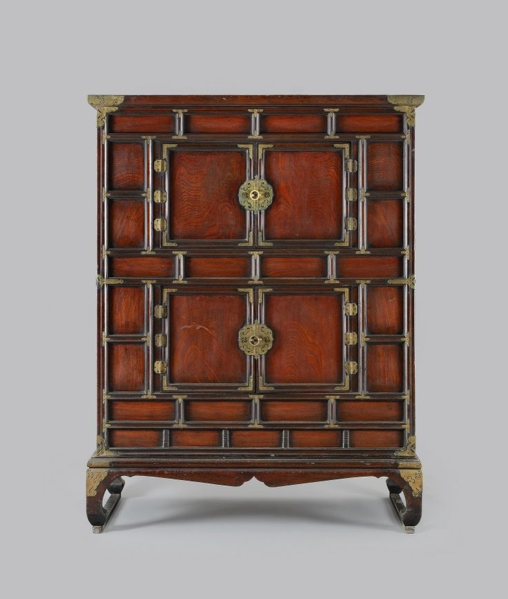 Two Stories Cabinet