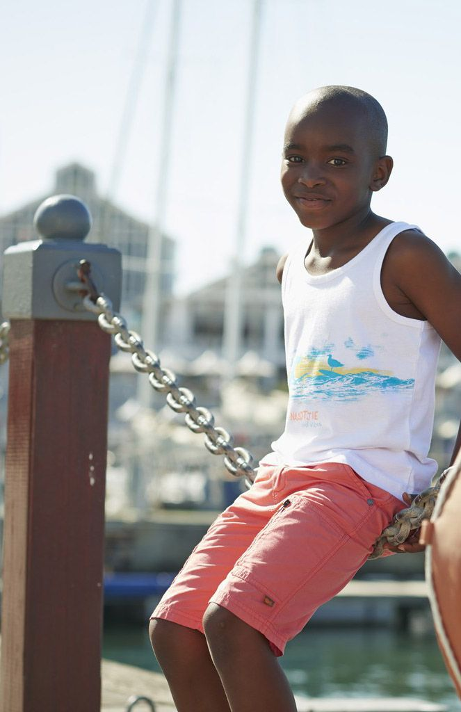 Naartjie Kids SA Summer 2 Kid Boys (3-12 years)