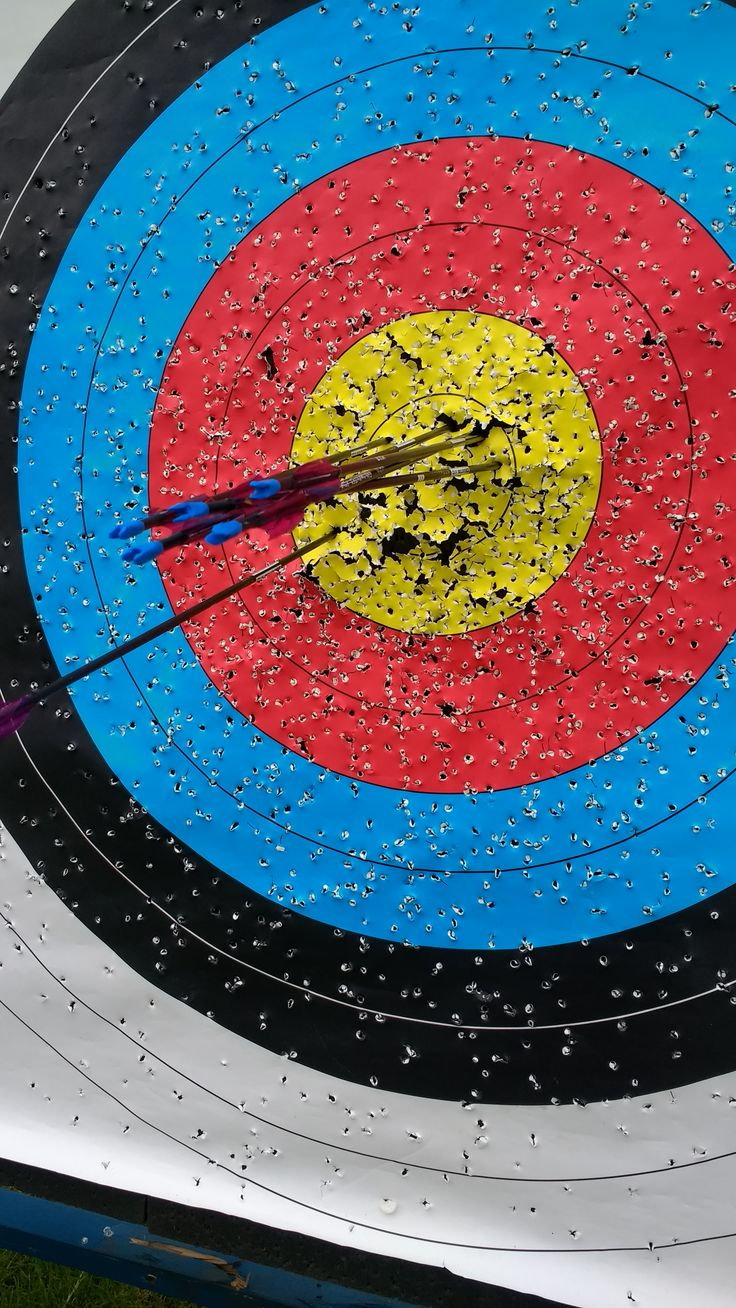 Archery Hits the Target, Keith is currently rated 17th in the UK in Archery and on his way to The Next Olympics