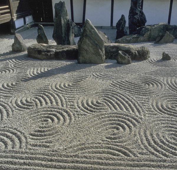 сад камней - Поиск в Google