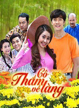 Phim Cô Thắm Về Làng | HTV2