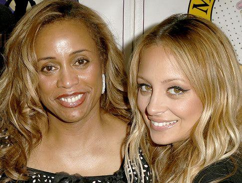 Nicole Richie, 31 and mom Brenda Harvey Richie, 63