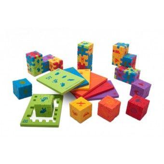 Happy Cube Little Genius 6 anni www.ilmelograno.net