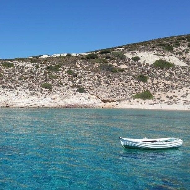 #Kimolos island #deepblue#greece#greekislands#cyclades#aegeansea#paradise#greenandblue#holidays#takemethere#thegreeceguide#greekstagram#portalgreece
