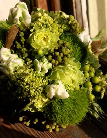 470 best Green Wedding Flowers images on Pinterest Flowers