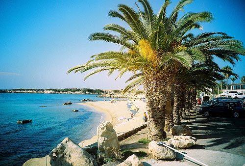 Coral Bay, Paphos, Cyprus