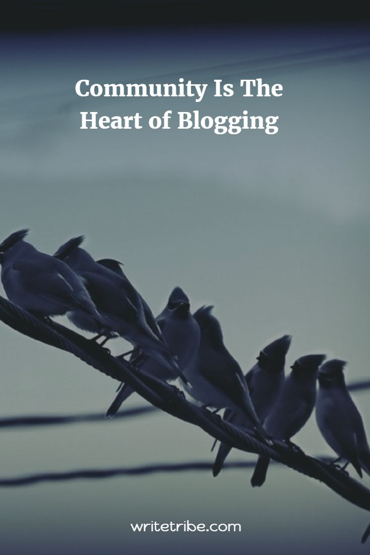 Community The Heart Of Blogging  Day 1WTFOW #5