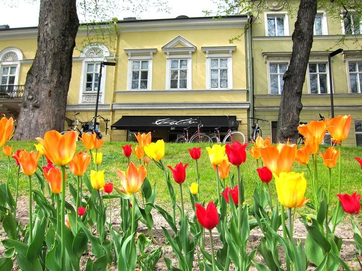 Tintå @ Turku Riverside