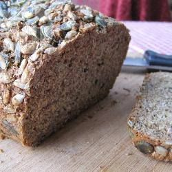 Una Grant's wheaten bread @ allrecipes.co.uk