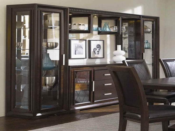 Whether It Is Called A China Closet Or Cage In Your Neck Of Woods Goal Same Style And Organizes Dining Room Kitchen Area