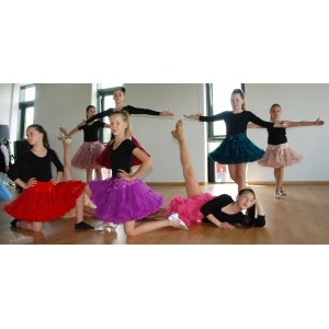 little dancers in dolly skirts