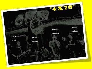 Gabriele Carbonari: Lunedì rock all'Oasi beach Bar, Marotta PU.