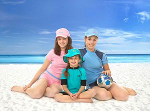 UPF Clothing – Really Protecting You From The Sun? « Askanesthetician's Blog