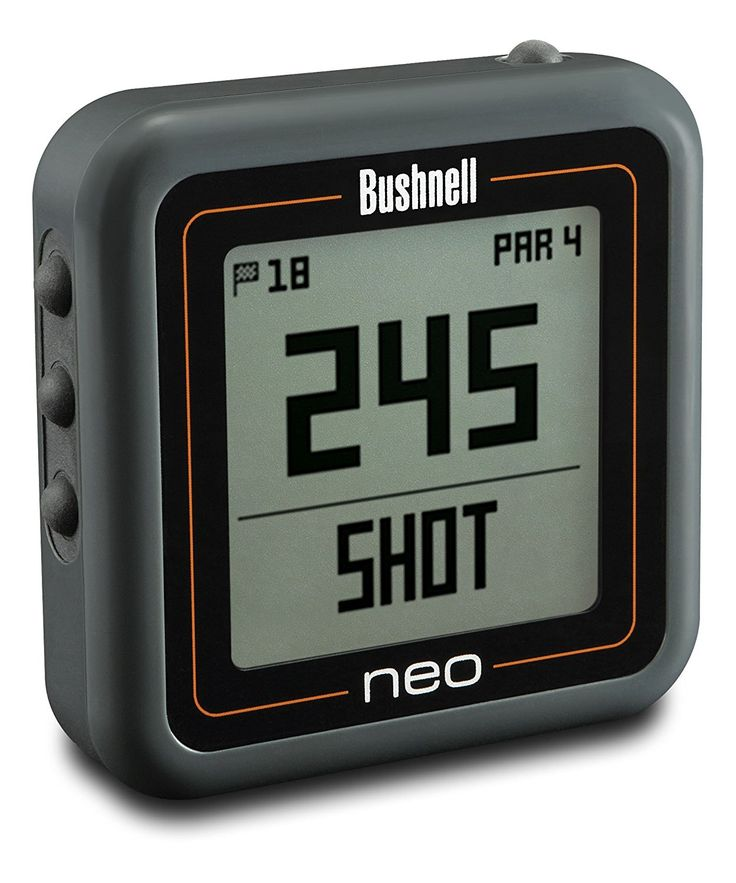 #Improve your #Game of #Golf and also #Get #Fit with the Bushnell Neo #Ghost #GPS Golf #Range #Finders
