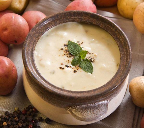 Slow Cooker - Cream of Potato Soup