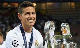 PSG Bidik James Rodriguez Tambah satu lagi peminat dari James Rodriguez. Gelandang Real Madrid itu kini dikaitkan dengan raksasa Prancis, PSG. Gelandang internasional Kolombia tersebut telah banyak dikabarkan ingin pindah ke klub lain.