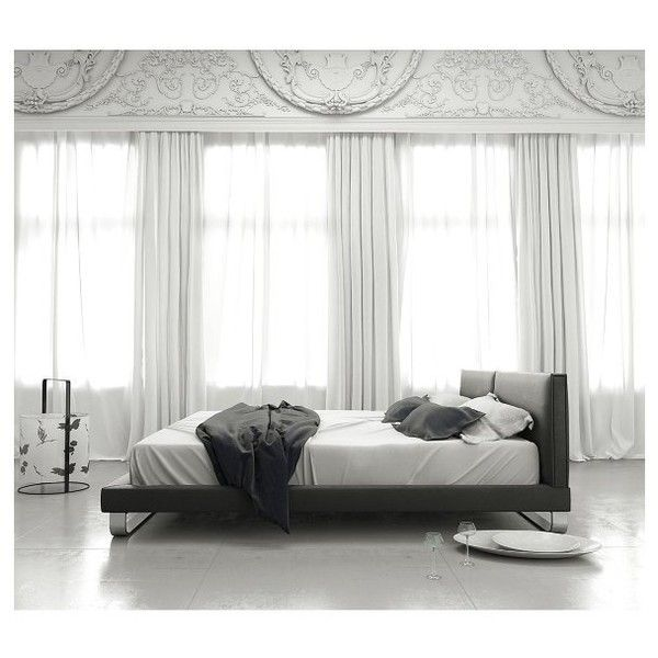 chelsea bed summer blue leather california king x x