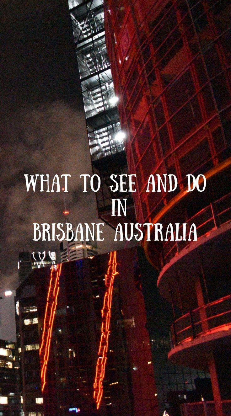 sample invitation letter for visitor visto australia%0A Brisbane a city often overlooked by travellers visiting Australia  Come and  discover the what makes