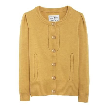 the perfect yellow sweater
