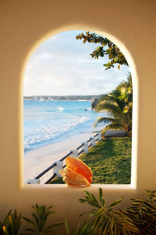 Sunset on Cotton House Beach, Barbados