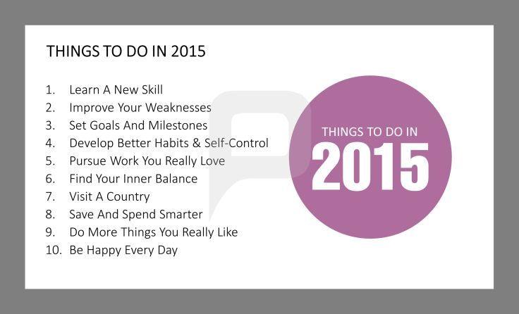 Kostenlose PowerPoint-Folie mit 2015 zum download. www.presentationload.de/2015-kostenlose-powerpoint-vorlage.html