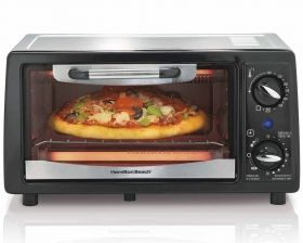 Small Toaster Ovens | Compact Toaster Ovens | Hamilton Beach