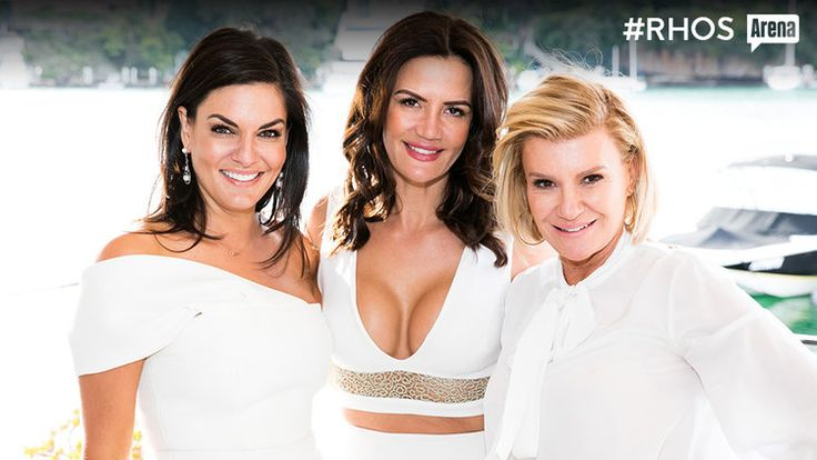 Nicole, Krissy and Victoria at Lunch - The Real Housewives of Sydney Episode 2 Season 1 Recap S01E02