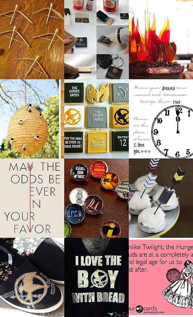 22 Hunger Games party ideas and DIY projects to celebrate the movie