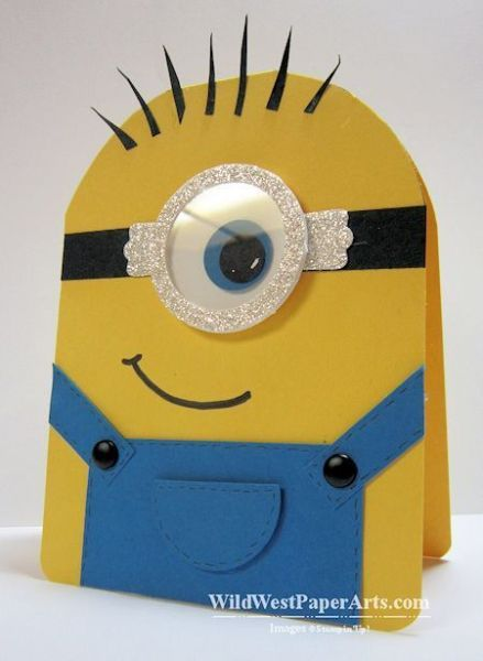 One in a Minion~ so cute!!! I need to try this~