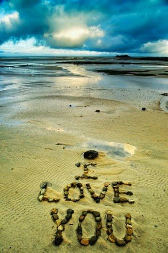 I love you - UNDERSTATEMENT!!! But, it can never be said to much!!! So I will say it again, I LOVE YOU!!!