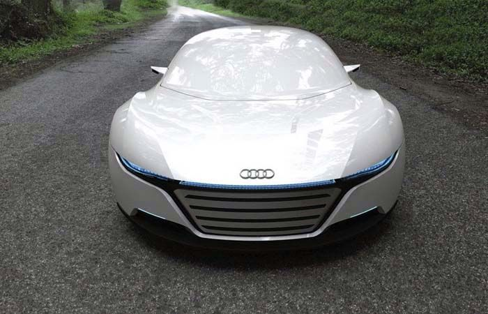 2018 Audi A9 overview