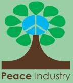 peace industry felted rugs