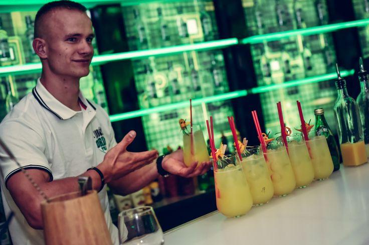 SunnyBuski - drink z wódką Lubuski CUP 2016, szukaj przepisu na lubuskibrand.pl