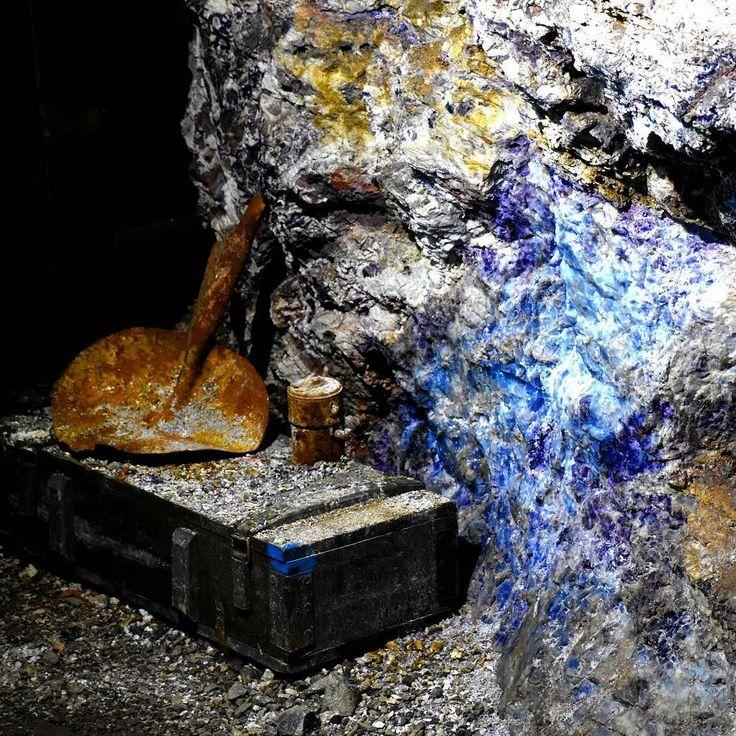 Pogoda znów sprzyja chowaniu się pod ziemię  #kopalnia #mine #underground #podziemia #uran #kletno