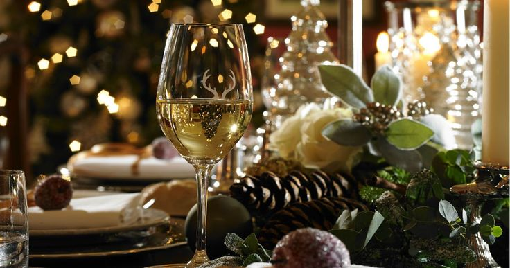 Image result for white wine christmas