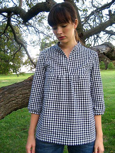 tova shirt by wikstenmade, via Flickr