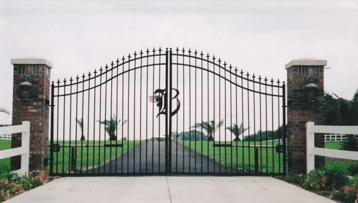 Classic estate gate products i love pinterest