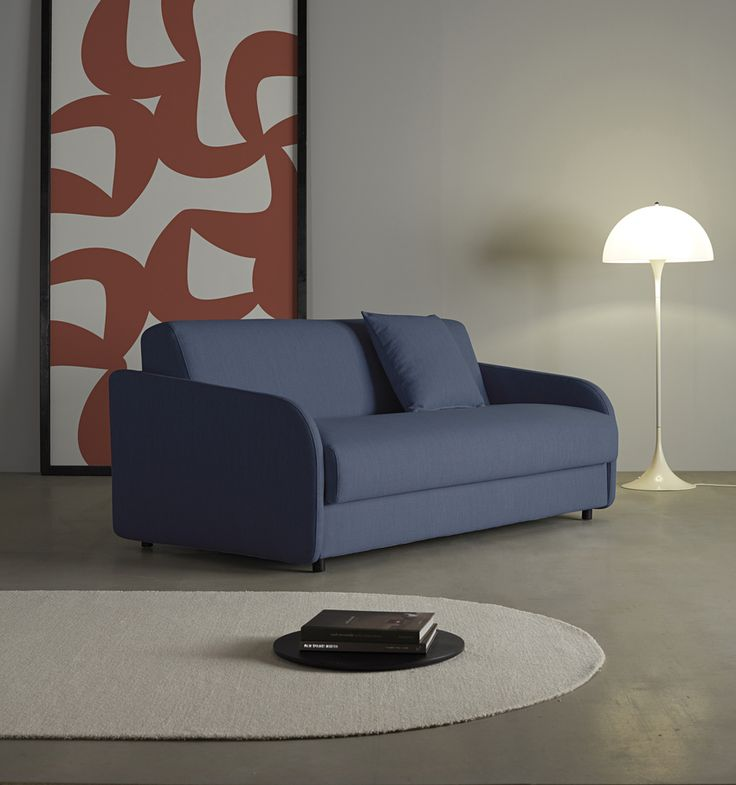 Eivor Sofa bed with arms - 2018 Collection