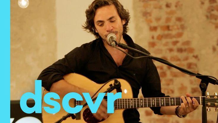 Jack Savoretti - Written In Scars - Vevo dscvr Italia (Live)