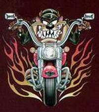 Biker Taz