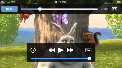 The wait is over. After several years in hiatus, VLC for iOS is available. It's Version 2.0.1.