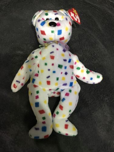 fdc1a4e8f6b EXTREMELY SUPER RARE TY 2K BEANIE BABY