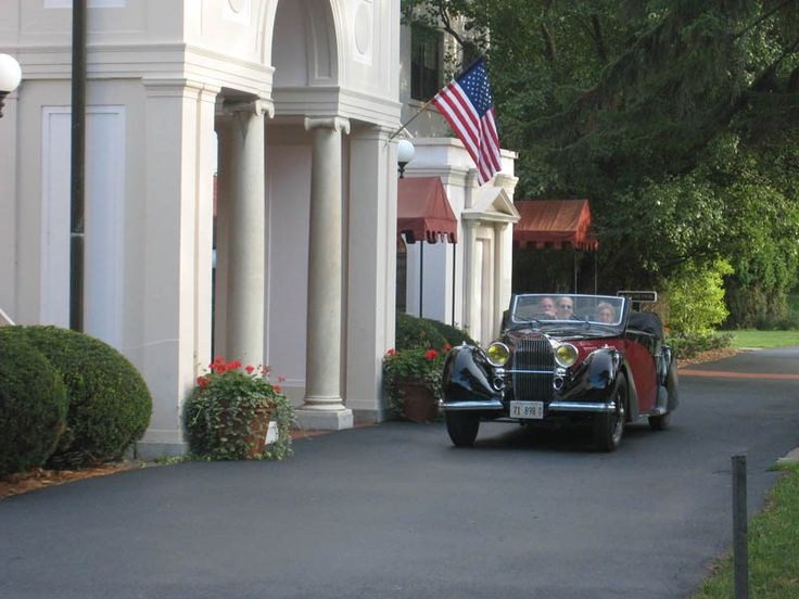 Geneva On The Lake boutique resort - at Finger Lakes in New York's wine country