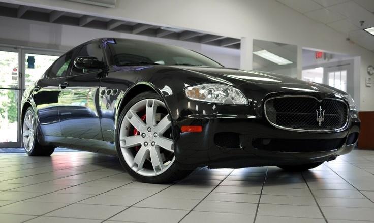 2008 used Maserati Quattroporte GTS   www.SelectLuxury.com