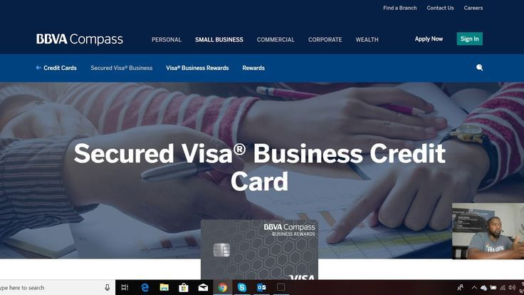 How To Get A Secured Business Credit Card Bbva Compass