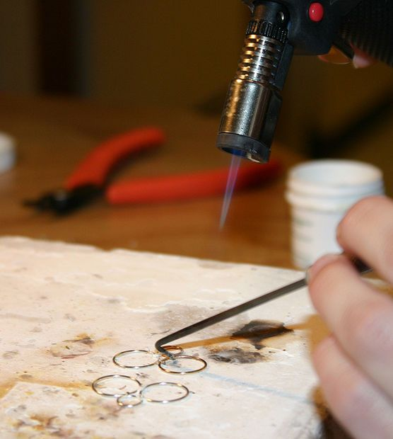 17 best images about soldering mat on pinterest for How to solder copper jewelry