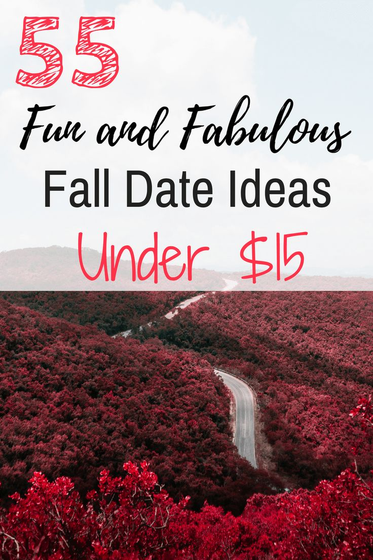 Looking for some fun and cheap fall date ideas? I love this list! It is awesome with some really creative date night ideas! I love #50!