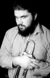 """Piotr Damasiewicz is one of the most important young Polish musicians - founder of the project """"Power of the Horns"""", whose debut disc """"Hadrons"""" gained enthusiastic reviews. In Tokyo he will be accompanied by saxophonist Gerard Lebik, known as a member of Foton Quartet. Together they will present improvised jazz compositions inspired by the animated films of renowned filmmaker Stefan Schabenbeck."""