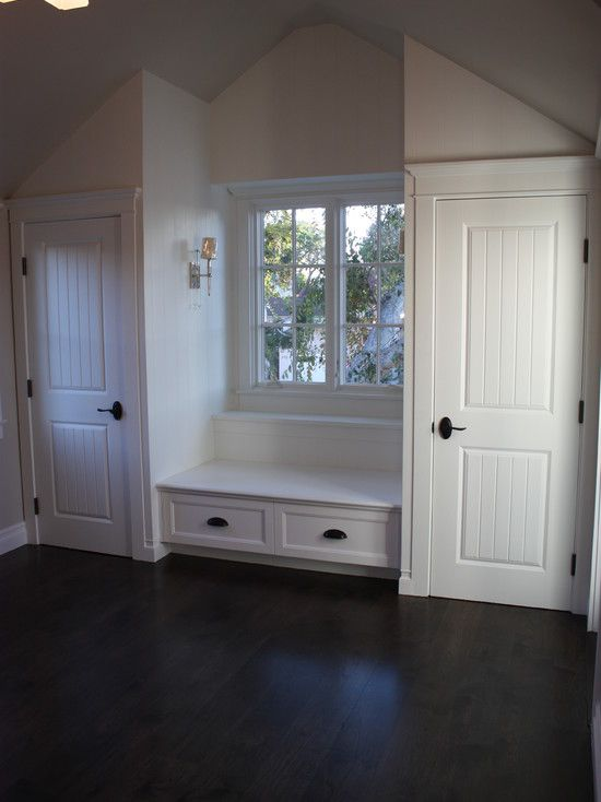 Bedroom Bonus Room, two closets plus a window seat for sharing a room or guest room