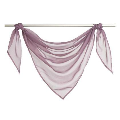Hübscher Vorhang für eine lockerer Wohnatmosphäre ab 7,99 € <3 Hier kaufen: http://www.stylefru.it/s360362 #Gardine #lila #transparent